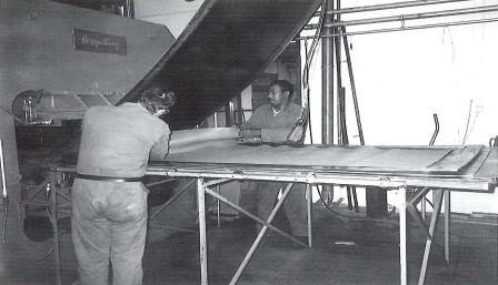 Factory Kampen (NL) 1985