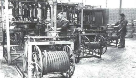 Factory Kampen (NL) 1963