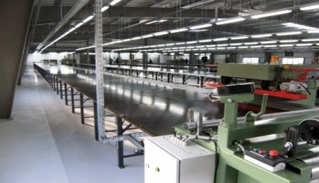 Production Romania 2005