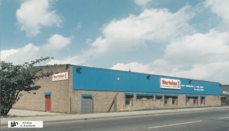 Location Ashfield 1990