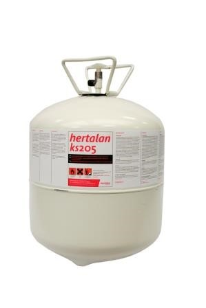 Spray contact adhesive hertalan ks205 DSS