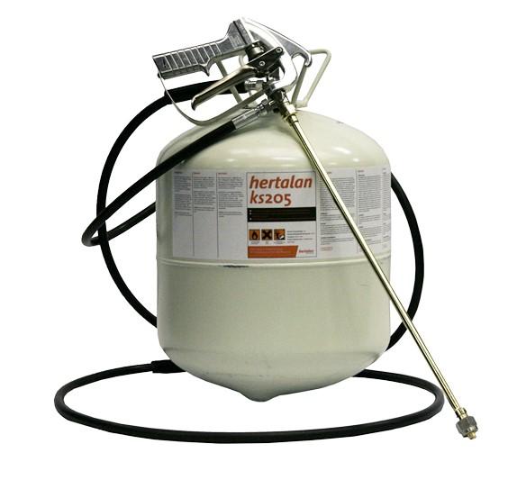 HERTALAN® | spray system